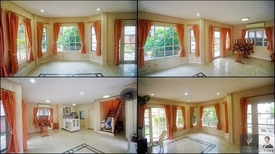 รูปภาพ For Sale, 2 storey single house, House, Ring Road, Pinklao, 84.3 Sq.Wah 3 bedrooms, 3 bathrooms