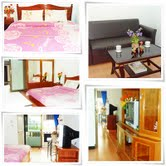 รูปภาพ Serviced Apartment, Fully furnished, 2 bedroom and 1 bedroom , living room ,kitchen and bathtub (Eng,Jpn)
