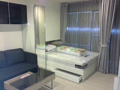 รูปภาพ Condo Rhythm Asoke 1, Asoke 1, Studio 22.05 sqm. MRT Rama 9 airport link Makkasan Price lower than market.