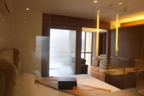 รูปภาพ HOMELY COMFORT Hansar Residences RENT-50k 1bed 65sqm 170m from BTS Ratchadamri ref-dha261461